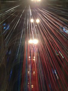 Grace Cathedral Ribbons with lights B