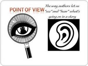 point of view eyes and ears