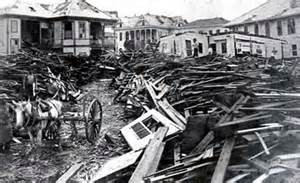 Texas hurricane 1900