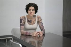 Blindspot stars Jaimie Alexamder