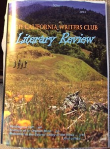 CWC Literary Review 2015 with Mirror
