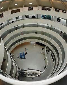 Guggenheim inside view
