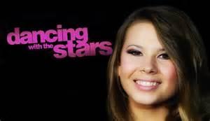 Bindi Irwin on dancing w stars