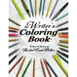 Color books Writer's Coloring Book