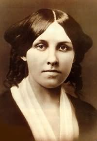 Louisa May Alcott at 25