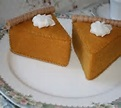 Pumpkin Pie two slices