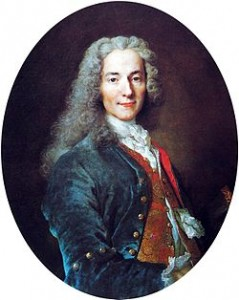 Voltaire in color