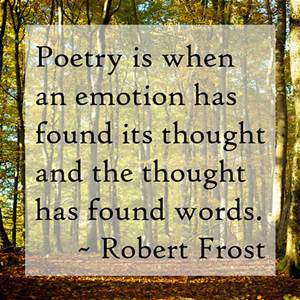 poetry quotes Rbt Frost