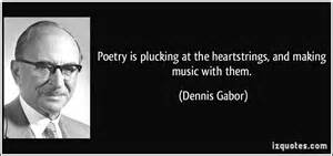 poetry quotes as music