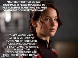 Quote Katniss Everdeen