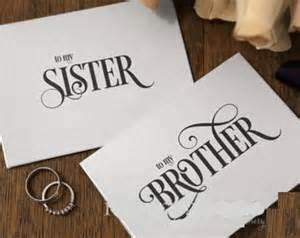siblings sister n brother