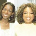 Danine and Oprah