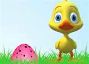 Easter horror egg
