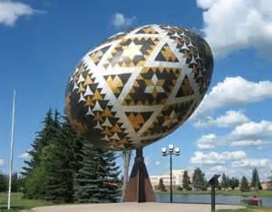 Easter scifi egg