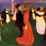 Munch's The Dance of Life