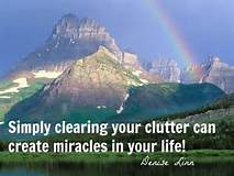 clutter clearing creates miracles